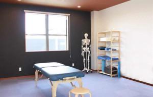 2階 整体治療室